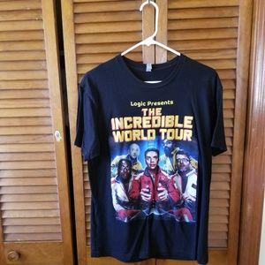 Logic The Incredible True Story Tour T-Shirt